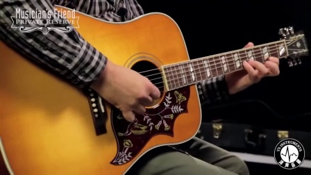 Gibson Hummingbird 2016