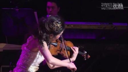 韩国小提琴家朴智慧super tour首尔站:四季- 夏天3乐章