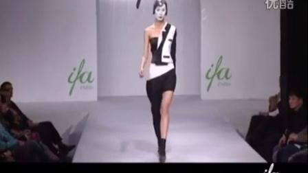 2010 IFA Paris中法埃菲时装设计师学院上海校区毕业秀
