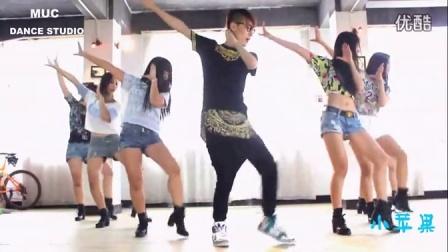小苹果-MUC舞团舞蹈教学