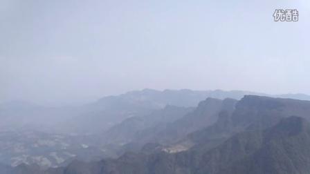一览众山小---湖北秭归香龙山