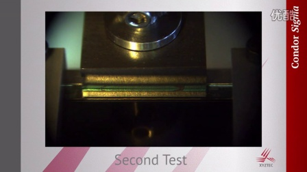 Cellphone display LCD driver IC testing