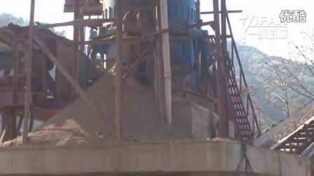 广西藤县碎石生产线