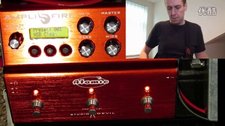 Atomic Amps Amplifire Review