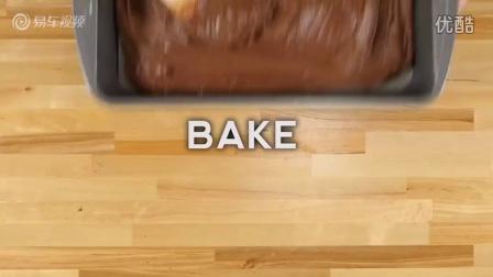 教你自制美味布朗尼蛋糕