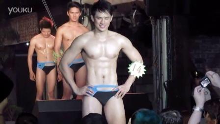 菲律宾男模王子Allen Molina - Mr. Sexy Body 2014
