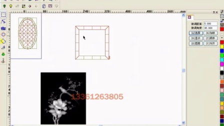 电脑雕刻机雕花设计编程培训学校 浮雕设计软件之拼图教程 精雕软件培训教程视频