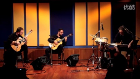 古典吉他Jongo Bellinati Live - 90100 Guitar Duo feat.Gaspare Renna《percussion》