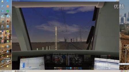 RW模拟火车Z180次列车包兰线(乌海西-巴彦高勒段)行车任务