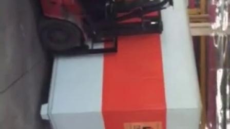 工业除尘设备 力维环保焊烟净化器安装拆解现场