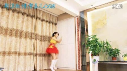 【紫嘉儿】教小学生跳宅舞!走到哪都有神的随波逐流
