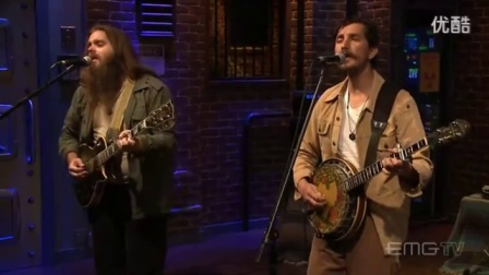 The Giving Tree Band plays -Dead Heroes- live on EMGtv
