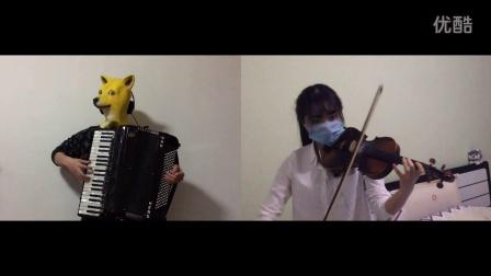 【小提琴&手风琴】Cytus-Masquerade