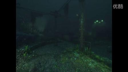 深海恐惧[SOMA活体脑细胞]游戏流程解说02