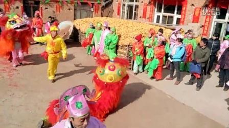 [2016年春节][赤峰喀喇沁旗锦山]官山沟秧歌会-李家大院