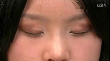 7天学会化妆 化妆前后恐怖对比图 快乐做女神