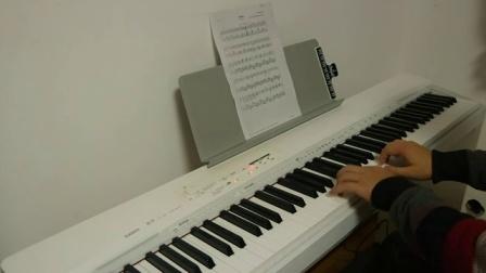 云图六重奏 钢琴曲 原版_tan8.com