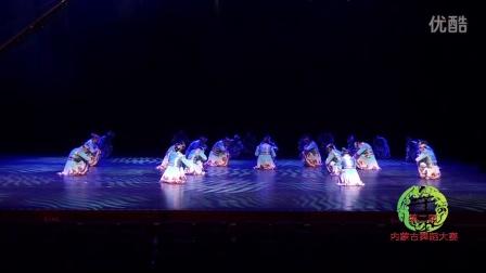 第二届内蒙古舞蹈大赛作品《迷途的羔羊》