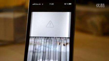 iOS 6 的 Passbook 删除动画