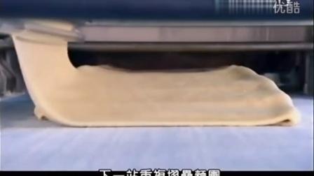 科普带您认识 可颂面包的制造(中文字幕)