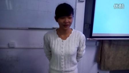广东硅谷学院T1560班黄贤娜讲故事