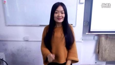 广东硅谷学院T1560班谢莉莉讲故事