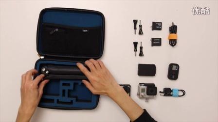 GoPro#21:SP小号GoPro收纳包实战使用情况
