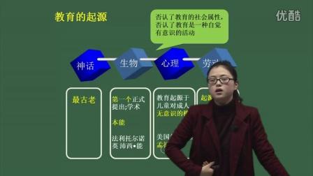 2016年教师招聘考试教育学基础精讲班04
