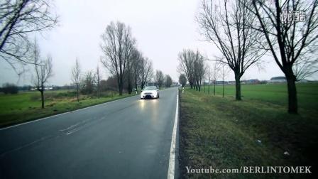 C63 AMG W204加速对比AMG C63 W205