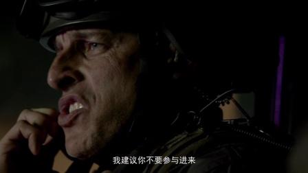 通灵神探-4两大影帝通灵对决持枪对峙