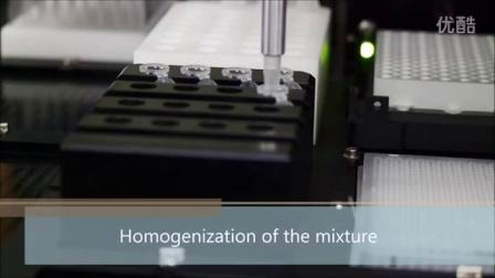 派玛迪格ACSIA移液工作站PCR体系建立