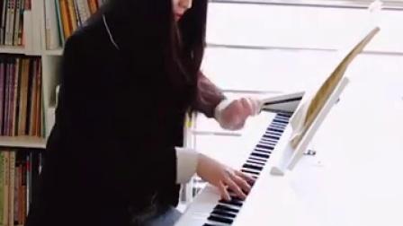 肖邦《黑键练习曲》