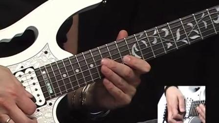 12_Goin'_Crazy_Solo斯蒂夫怀电吉他大师教学1