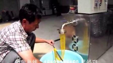 南昌市 西湖区 多功能玉米面条机价格 盛邦机械 02电动自熟米粉米线年糕机视频