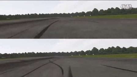 2015 宝马M235i vs 沃尔沃 S60 北极星Polestar Top Gear