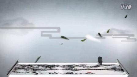 1053战台风 古筝曲演奏LED视频背景大屏幕