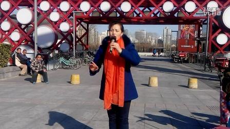 《梨园春》北京俱乐部20丨6年3月1丨日在鸟巢红鼓活动视频:潘香芝唱豫剧《刘庸下南京》