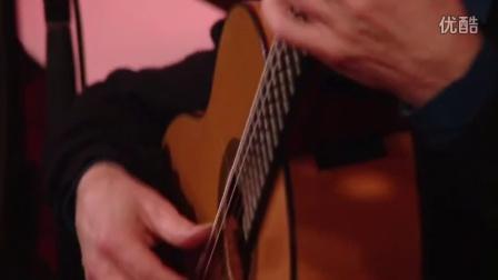Paco Peña performs 'Farruca' in Studio Q