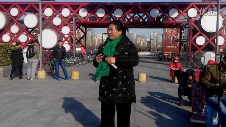 《梨园春》北京俱乐部20丨6年3月丨丨日在鸟巢红鼓活动视频:戚淑娟唱豫剧《王佐断臂》