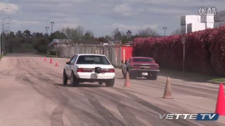 速度与激情:美国改装车直线加速地下飙车视频