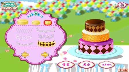 芭比公主动画片大全中文版 超级芭比生日蛋糕 芭比之梦想豪宅 芭比娃娃