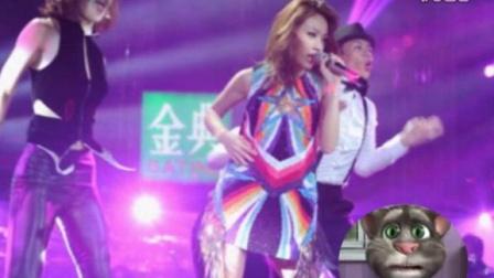 """《我是歌手4》黄致列表白Bigbang 容祖儿劲歌应对金志文的暴风""""入侵"""""""
