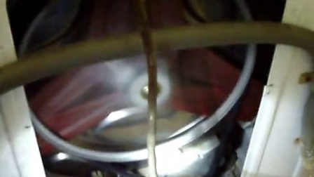 海尔滚筒洗衣机XQG50-BS818皮带脱落