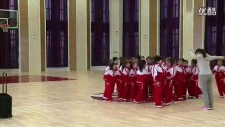 队列队形小游戏人教版一年级_山东省中小学体育优质课