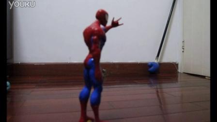 定格动画-蜘蛛侠
