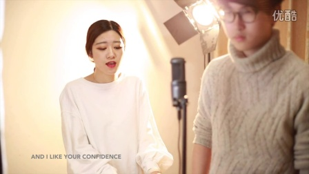 【Slow Motion】cover by 俞赫璇Lovia ft. Roy Huang