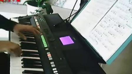 S6560电子琴弹唱【抹去泪水】
