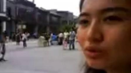 2008年9月13日的前门大街