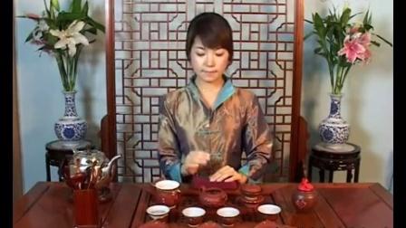 茶艺表演-茶道教程-功夫茶(2)