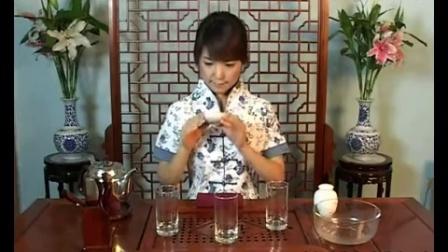 茶艺表演-茶道教程-功夫茶(4)